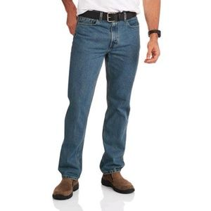 2x25 $17 Big Men's Regular Fit Jeans B1